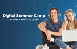 Il digital summer camp è un viaggio virtuale all'insegna dell'apprendimento, del divertimento e della socializzazione
